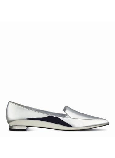 Nine West Ayakkabı Gümüş
